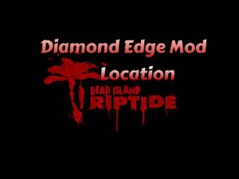 How To Get Diamond Edge Mod:Dead Island Riptide (видео)