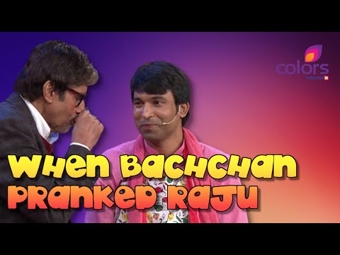 Raju Gets A Standing Ovation | Comedy Nights with Kapil