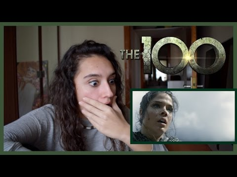 "The 100 Reaction To ""A Lie Guarded"" 4x04"
