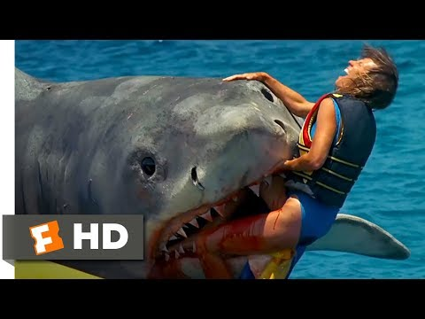 Jaws: The Revenge (5/8) Movie CLIP - The Banana Boat (1987) HD