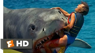 Video Jaws: The Revenge (5/8) Movie CLIP - The Banana Boat (1987) HD MP3, 3GP, MP4, WEBM, AVI, FLV Juli 2018