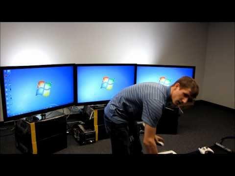 ", title : 'Full Tour of MSI Radeon HD 6870 3x 46"" Eyefinity Setup for NCIX Tech Tips Linus Tech Tips'"
