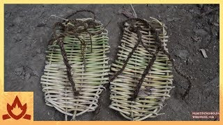 Primitive Technology: Sandals