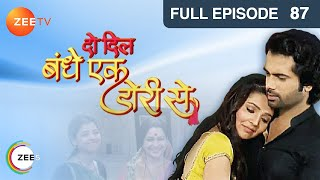 Do Dil Bandhe Ek Dori Se Episode 87 - December 10, 2013 - Zee TV - Youtube HD