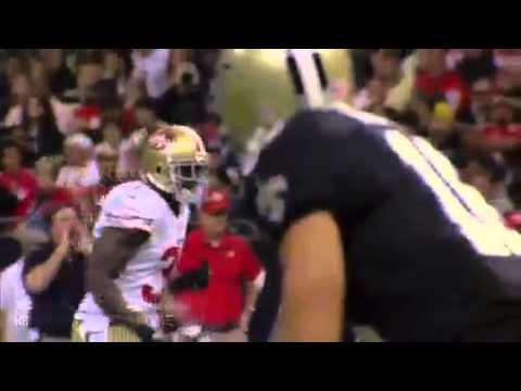 Top 5 49ers touchdowns of 2012-2013