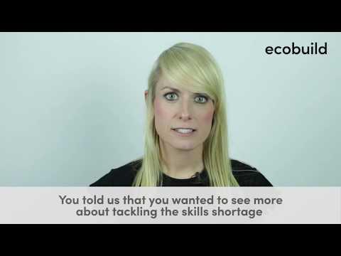 Christine Williamson ecobuild vlog series, episode 3