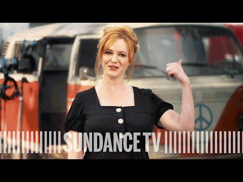 Video HAP AND LEONARD | Cast Interview: Christina Hendricks | SundanceTV download in MP3, 3GP, MP4, WEBM, AVI, FLV January 2017