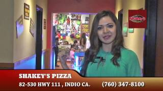 Indio (CA) United States  city pictures gallery : SHAKEY'S PIZZA EN INDIO