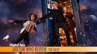 Digital Spy TV editor Morgan Jeffery reviews the latest episode of Doctor Who.Follow Digital Spy on Twitter at http://twitter.com/digitalspyLike Digital Spy on Facebook at http://fb.com/digitalspyuk