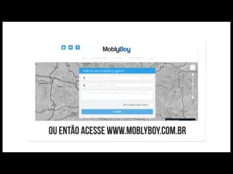Video of MoblyBoy - Localize Motoboys