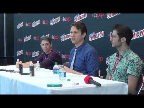 New York Comic Con 2013: Pete Holmes Show Interview