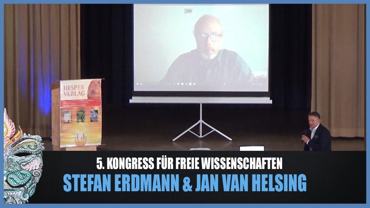 Stefan Erdmann & Jan van Helsing – Skandal um Cheopspyramide?! 5. Kongress für freie Wissenschaften