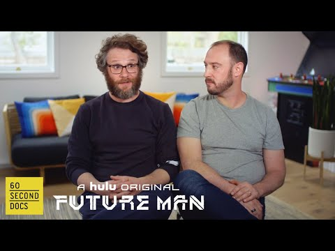 Seth Rogen's Future Man Is Based on a True Story   60 Second Docs
