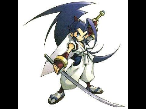 Brave Fencer Musashi OST : Impoverished Village