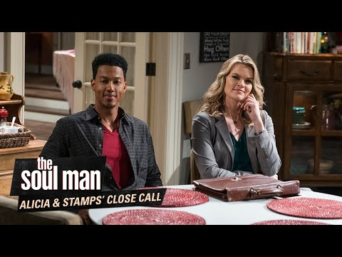 The Soul Man: Alicia and Stamps' Close Call