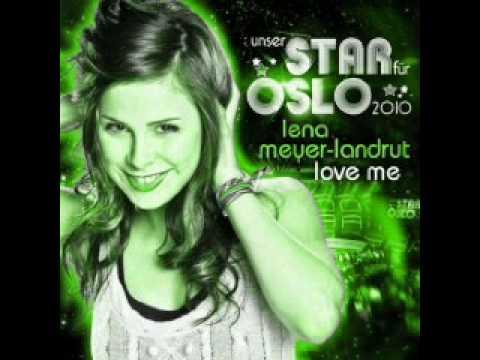 Tekst piosenki Lena Meyer-Landrut - Love Me po polsku