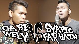 Video Gabe Wely Ajar Syafiq Farhain Menyanyi MP3, 3GP, MP4, WEBM, AVI, FLV Mei 2019