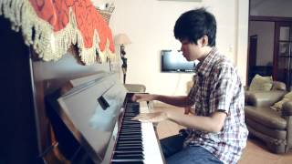 Jin Shin - Melody of The Night #5 (piano cover)