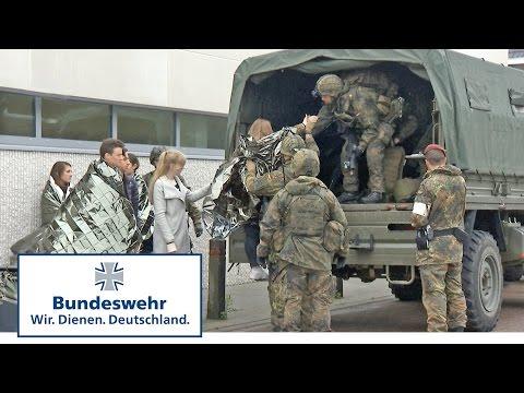 Fallschirmjäger der Bundeswehr bei Storm Tide III – Teil 2 von 3