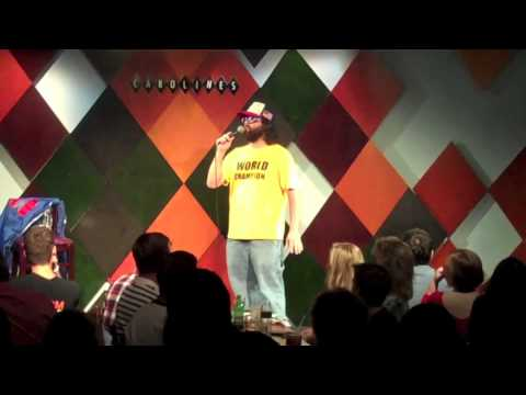 Judah Friedlander- The World Champion live at Carolines on Broadway