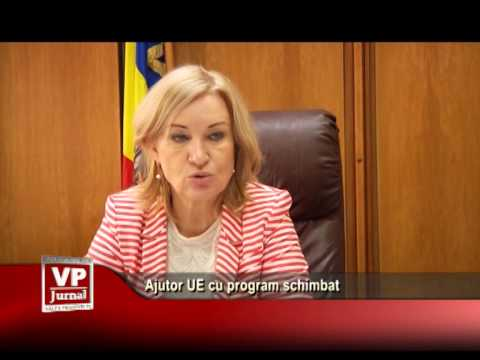 Ajutor UE cu program schimbat