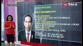 Download Video Mengintip Harta Kekayaan Jokowi, Ma'ruf Amin, Prabowo Subianto dan Sandi Uno - iNews Sore 14/08 MP3 3GP MP4