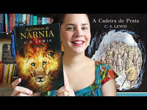 A CADEIRA DE PRATA (PROJETO NÁRNIA #6) | BOOK ADDICT