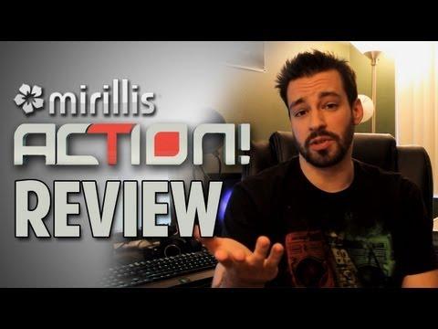 Gassy Reviews: Mirillis Action!