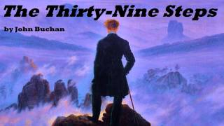 The Thirty-Nine Steps - FULL Audio Book - by John Buchan - Fiction