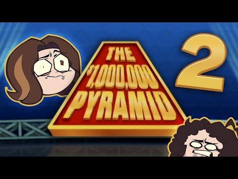 Million Dollar Pyramid: Friends, Not Enemies - PART 2 - Game Grumps VS (видео)