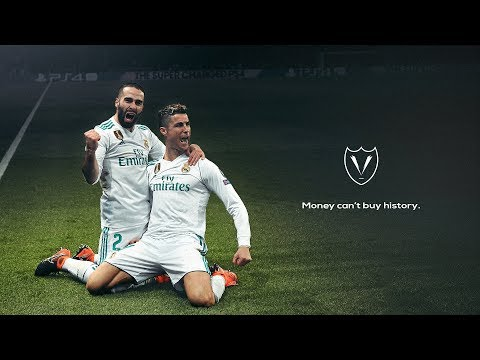 Real Madrid - PSG 5-2 | Money Can't Buy History