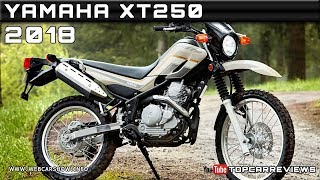 6. 2018 YAMAHA XT250 Review Rendered Price Specs Release Date
