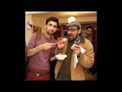Salman Malik's 27th Birthday 2012 in London Comedy with Cake
