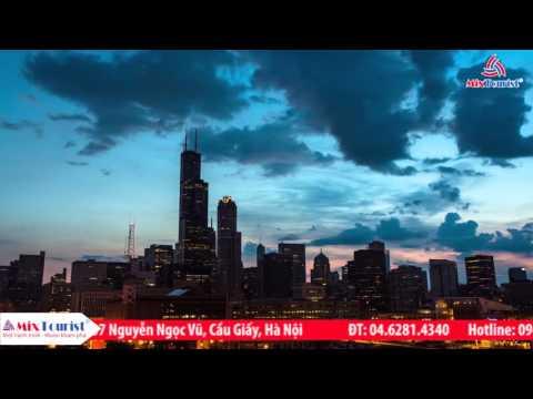 Thả mình theo gió của Chicago