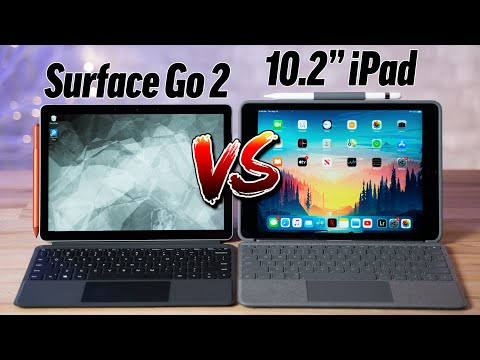 Surface Go 2 vs 10.2