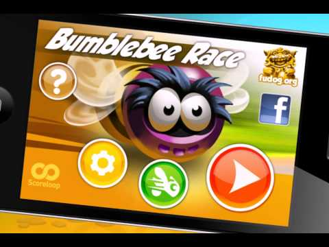 Video of Bumblebee Race Free