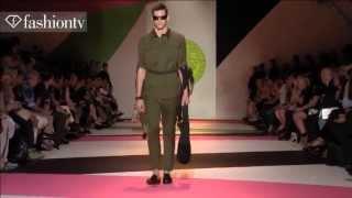 Versace Men Spring/Summer 2014 | Milan Men's Fashion Week | FashionTV