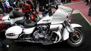 6. 2013 Kawasaki Vulcan 1700 Voyager ABS - Walkaround - 2013 Quebec Motorcycle Show
