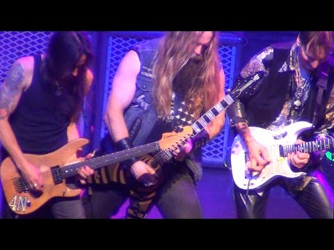 WATCH: Steve Vai, Zakk Wylde, Others Jam to Edgar Winter Group's