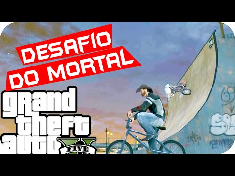 GTA V - Desafio do Mortal