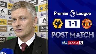 Ole Gunnar Solskjaer explains WHY Paul Pogba took Man United penalty over Rashford | Post Match