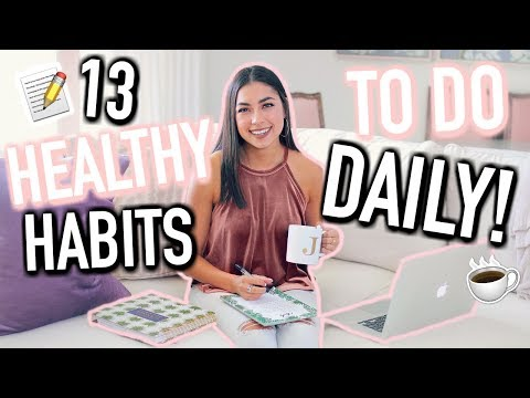 How To Be More Happy, Healthy, Motivated, & Successful!
