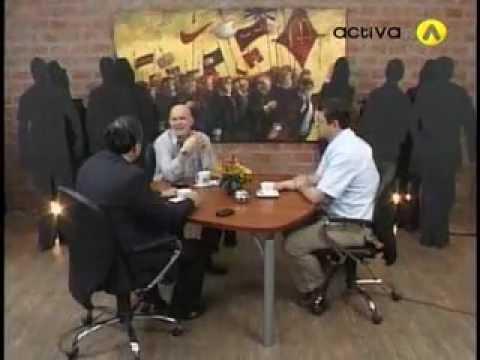 Oscar Ortiz – Debate sobre elecciones en Venezuela – Sin Letra Chica ACTIVA TV