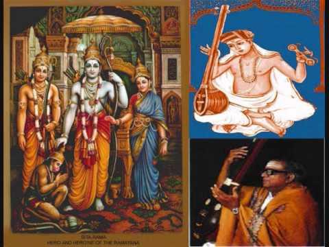 Seetha Kalyana by Maharajapuram Santhanam