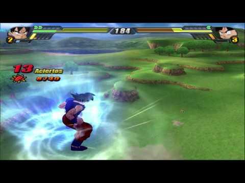 Dragon Ball z Budokai Tenkaichi 3 Gameplay On Geforce GT 640/E7300/4GB RAM