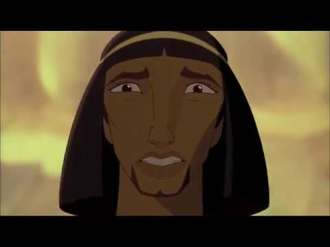 The Prince of Egypt Dreamworks 1998