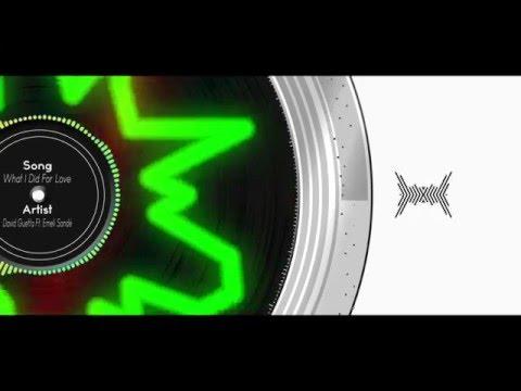 David Guetta Ft  Emeli Sandé - Where I Did For Love (Remix)