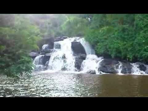 Cachoeira em Iguaí.avi