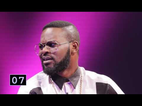 Phyno Shows He Is Good With Numbers On The Bigger Friday Show