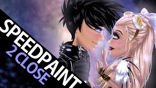 Download Lagu MSP - Speedpaint - Oops, 2 Close Mp3